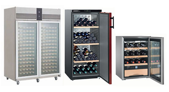 Commercial Wine Coolers